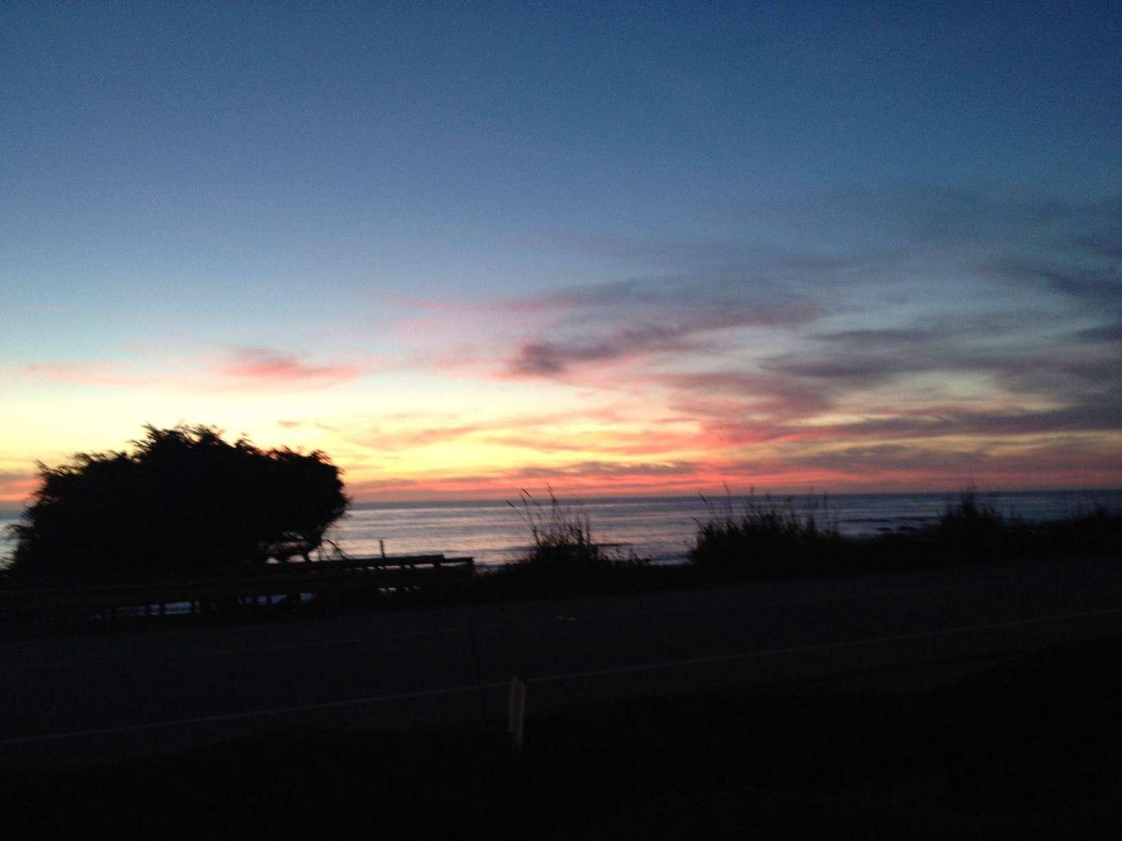 Sunset Fog 2