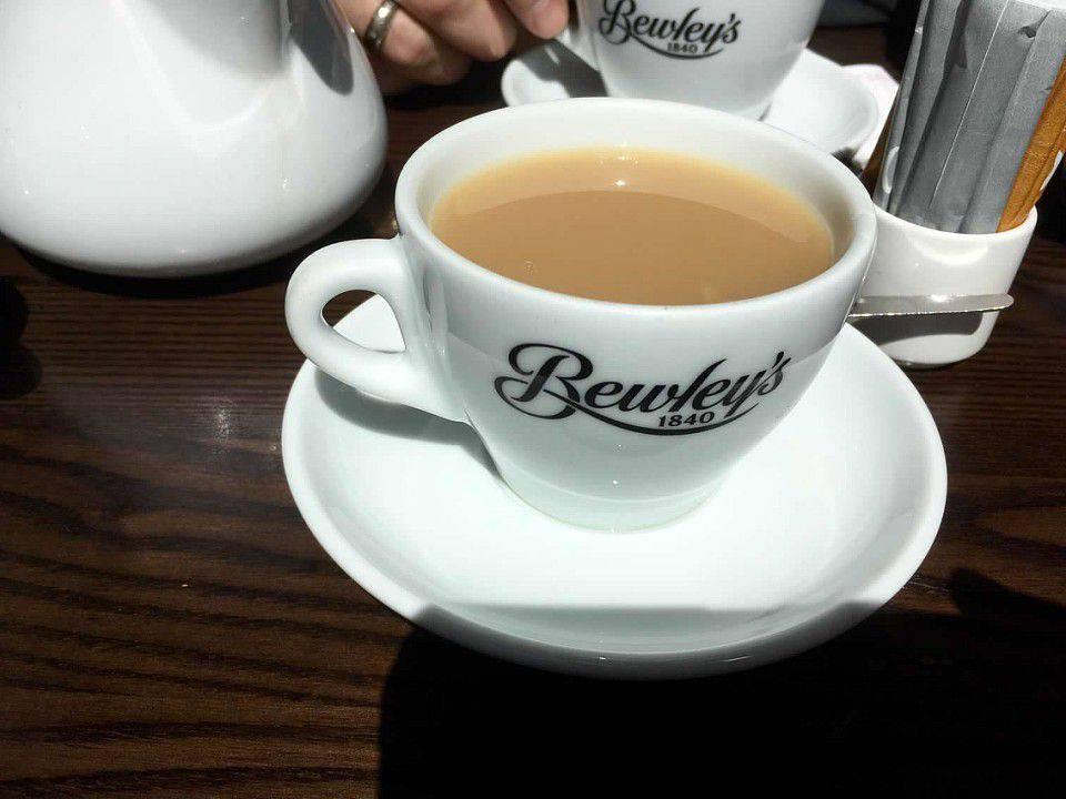 Dublin tea