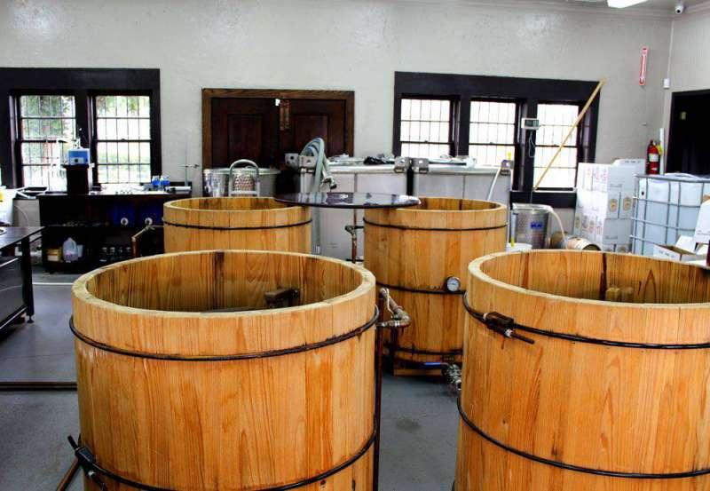 Whiskey-Barrels