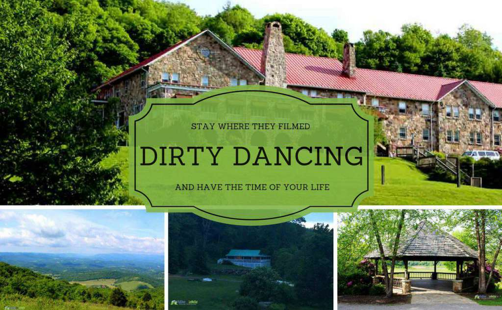 Dirty Dancing Mountain Lake Lodge