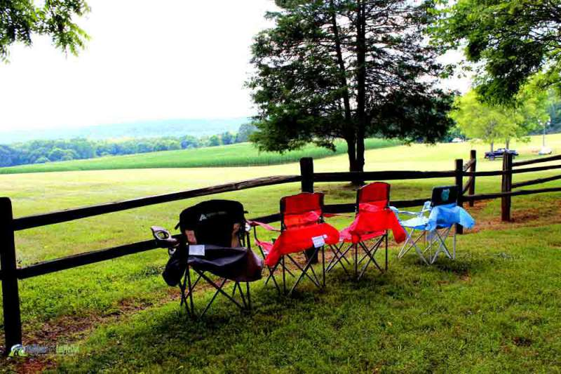 our spot for fireworks Patrick Henry's Red Hill PullOverandLetMeOut