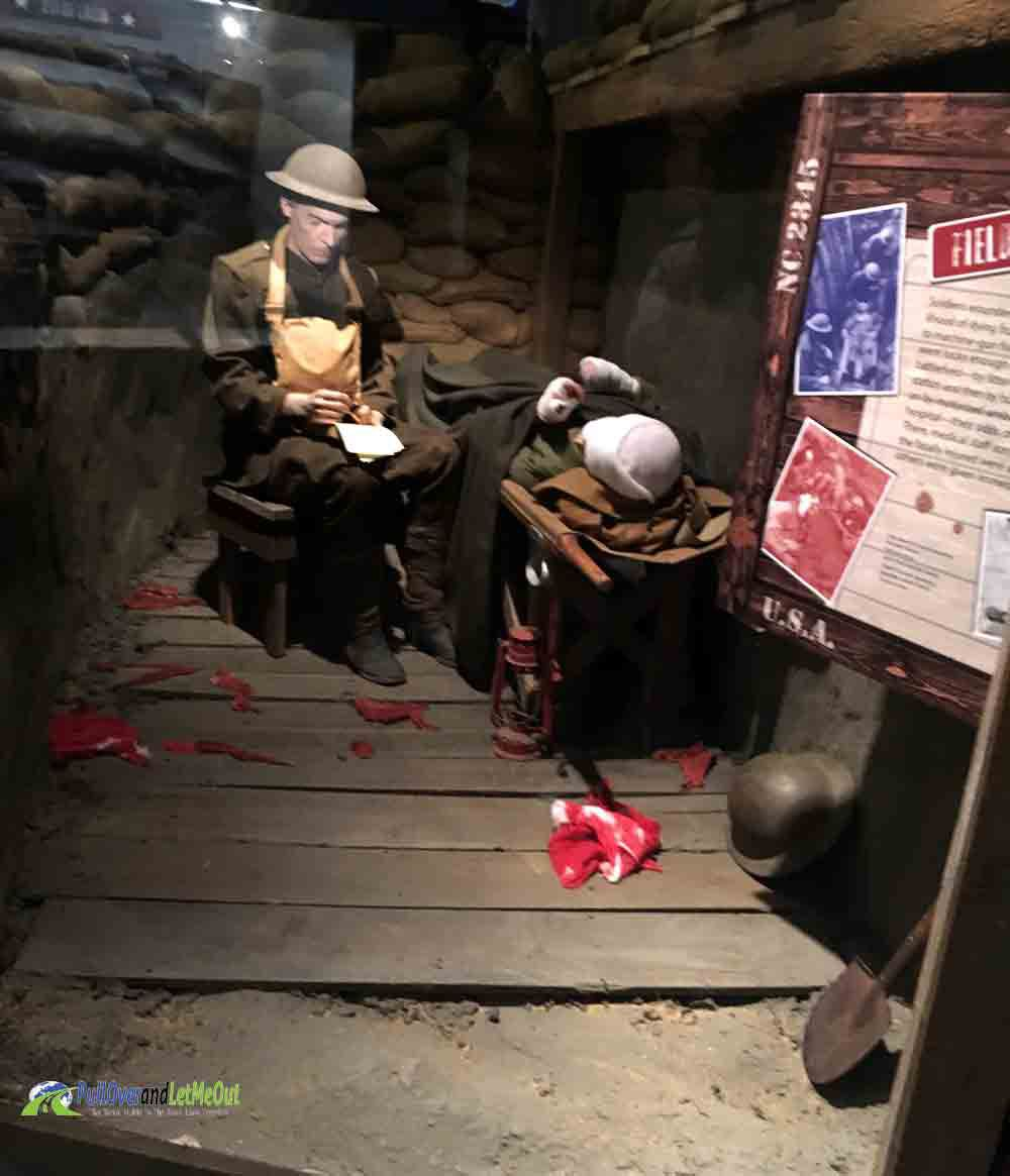 Field Hospital NC Museum of History PullOverandLetMeOut