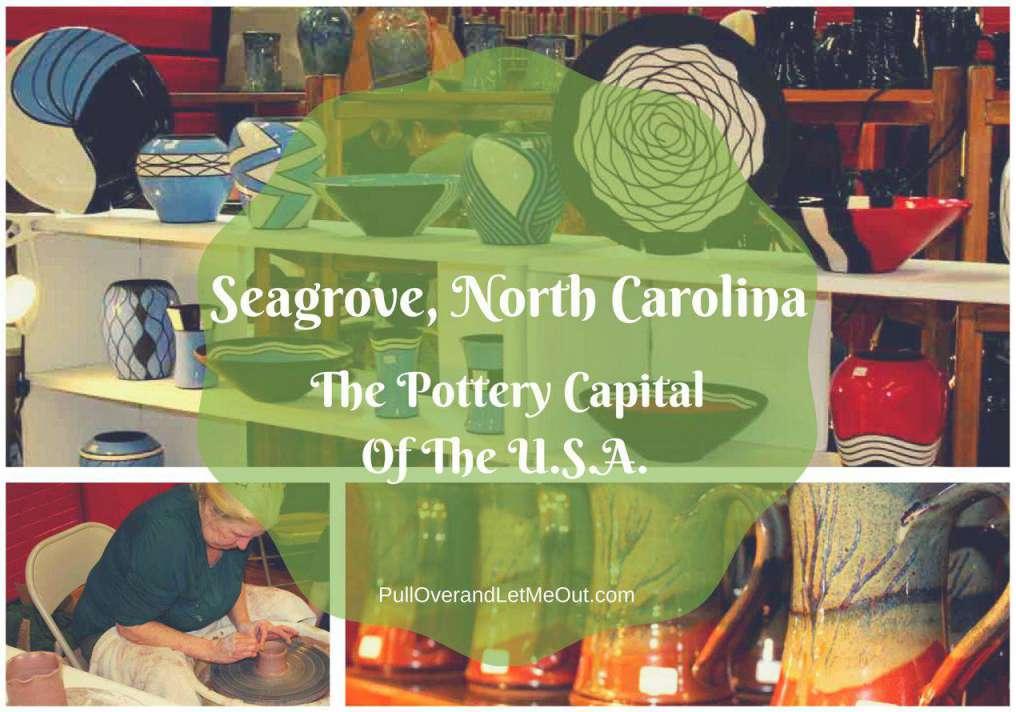 Seagrove North Carolina featured PullOverandLetMeOut