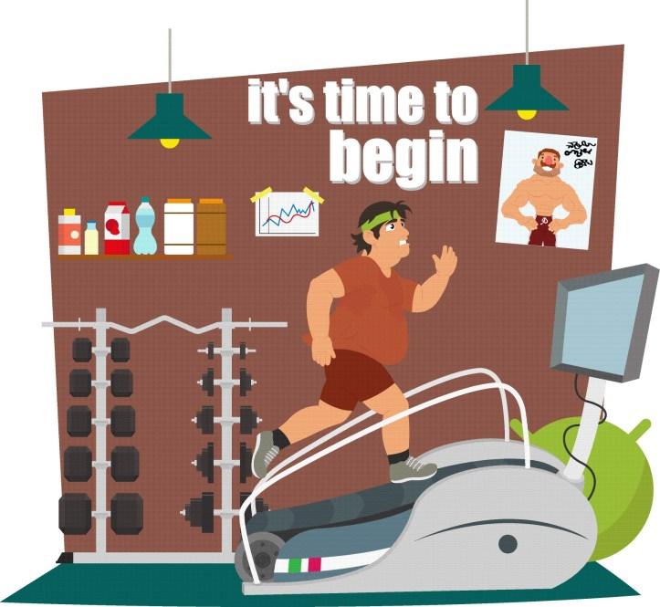Fitnessraum zu hause gestalten  11 Gründe für den eigenen Fitnessraum zuhause – Trainingsgeräte Blog.