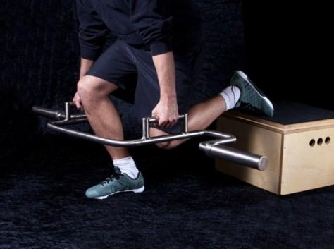 ubar single leg squat bar