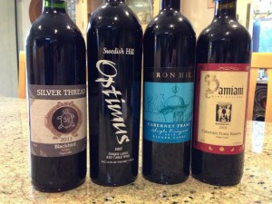Finger Lakes Red Wines