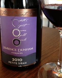 LDV 2010 The Signature Petite Sirah