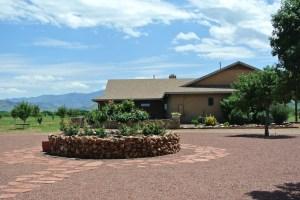 LDV winery house