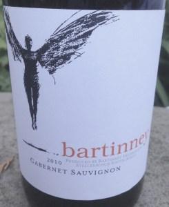 2010 Bartinney Cabernet Sauvignon