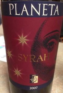 2007 Planeta Syrah