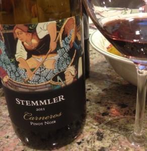 2011 Stemmler Carneros Pinot Noir