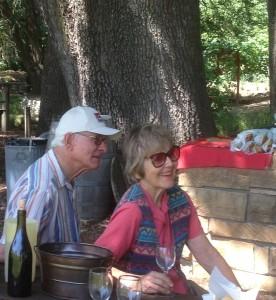Bob and Mary Lou Koth - Mokelumne Glen Vineyards