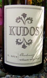 2014 Kudos WV Chardonnay