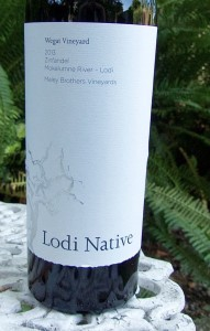2013 Lodi Native Wegat Vineyard Zinfandel Maley Brothers