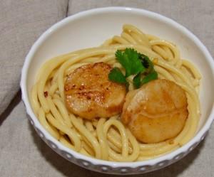 Bucatini-and-scallops