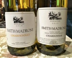 Smith-MadroneChardonnay