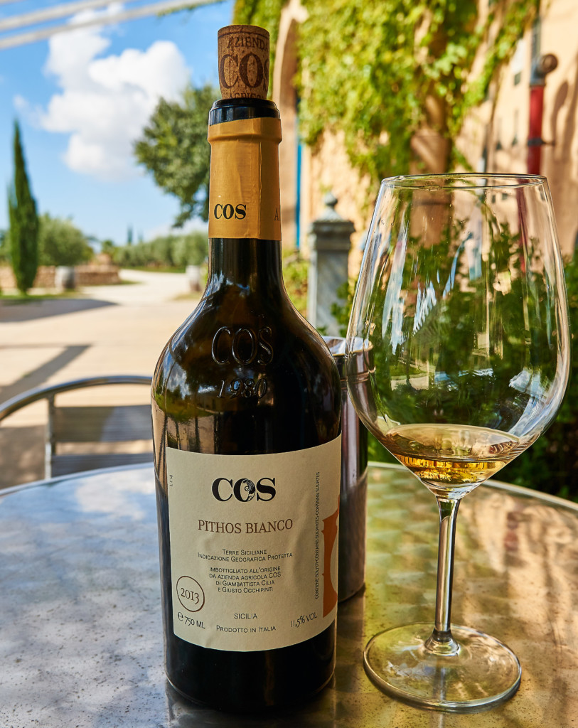 COS: Sicilian Wine for the Curious Wine Drinker – Pull That Cork