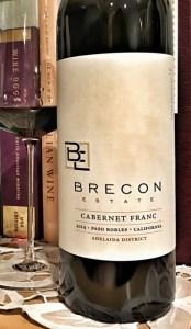 Brecon Estate Cab Franc