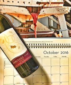 Oct 2016 Lodi Wine