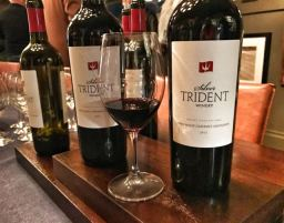 Silver Trident Cabernet