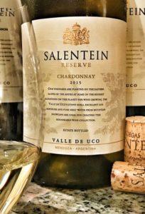 2015 Bodegas Salentein Chardonnay