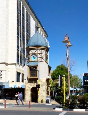 Clock Tower Windhoek