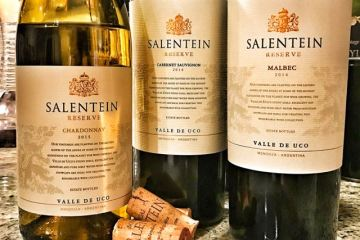 Salentein Reserve Wines