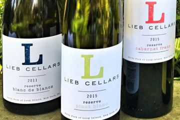 Lieb Cellars Wine Featured