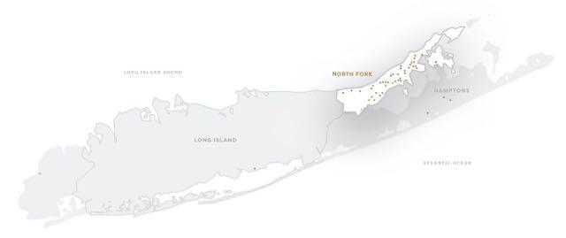 Long Island Wine Regions