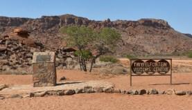 Twyfelfontein signs