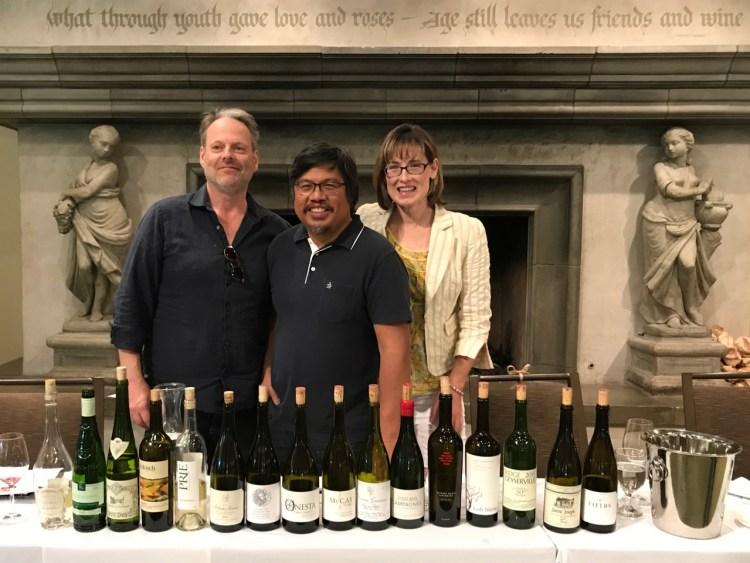 Lodi Wine Tasting Panel