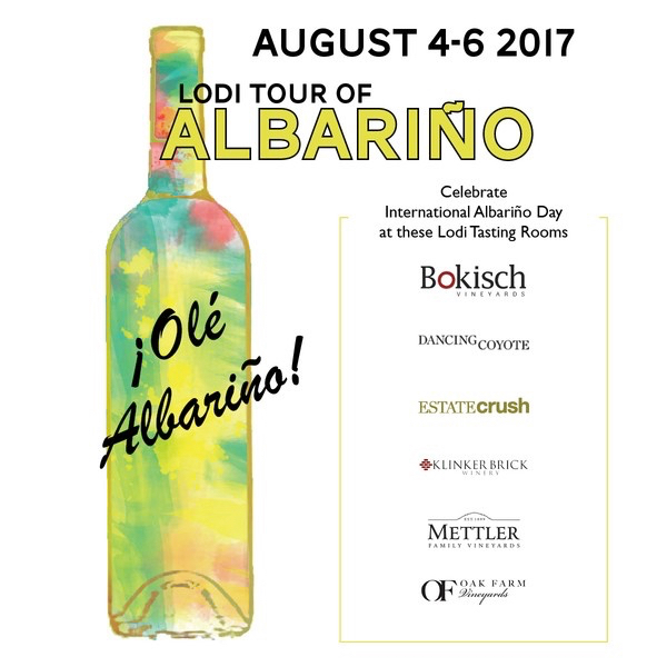 Lodi Tour of Albarino