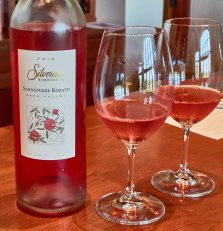 Silverado Vineyards Rose
