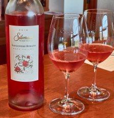 Silverado Vineyards Rose