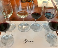 Silverado Vineyards tasting