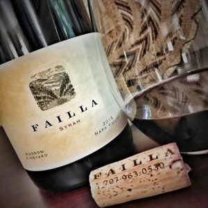 Failla Hudson Vineyard Syrah