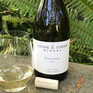 Stone Tower Winery Viognier