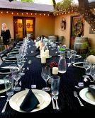 LDV Supper Club table