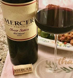 Mercer Estate Sharp Sisters Red Blend