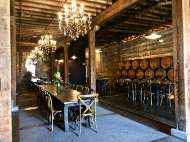 Barrel Room at Murrietas Well