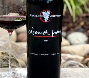 Beneduce Vineyards Cabernet Franc