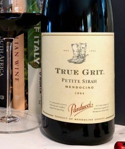 Parducci Wine Cellars 2004 True Grit