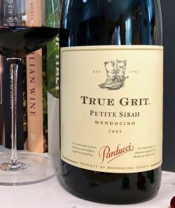 Parducci Wine Cellars 2005 True Grit