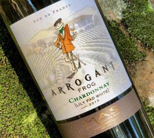 Arrogant Frog Chardonnay