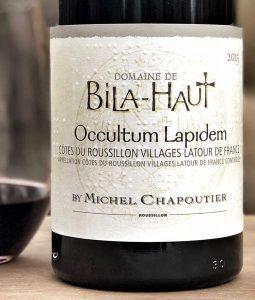 BilaHaut Occultum Lapidem