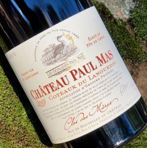 Paul Mas Coteaux du Languedoc