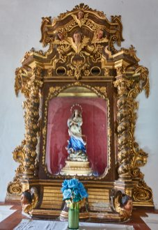 Pregnant Virgin Mary