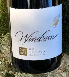 Windrun No 12 Pinot Noir
