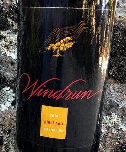 Windrun SRH Pinot Noir