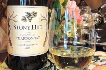 Stony Hill Chardonnay featured photo